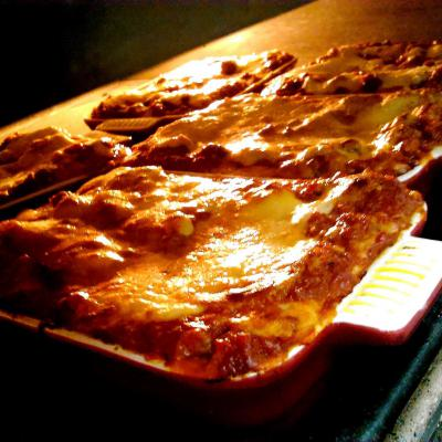 Pieczemy Lasagne